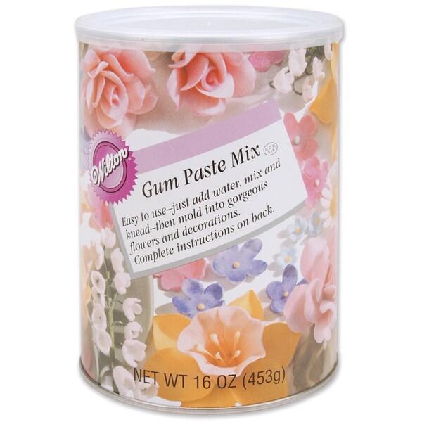 Gum Paste Mix16oz