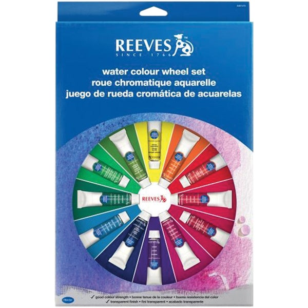 Reeves Colour Wheel SetWatercolor