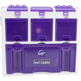 Ultimate Tool Caddy 12.5inX14.25inX8inPurple