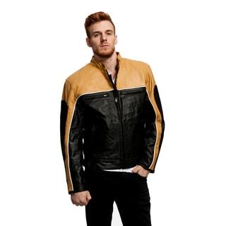 Wilda Men's Powell Leather Jacket