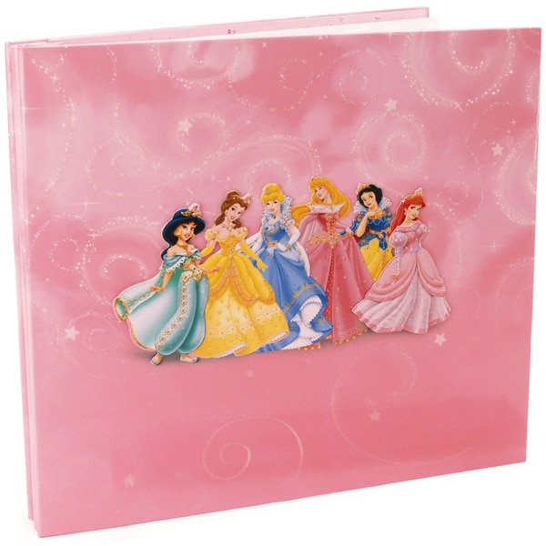 Disney Princess Jewel Post Bound Album 12inX12in