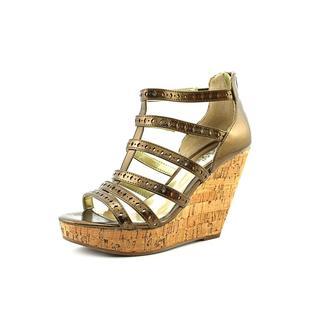 Carlos Santana Women's 'Maiko' Faux Leather Sandals