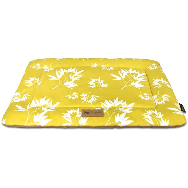 P.L.A.Y. Extra Large Chill Pad 42inX28inBamboo Mustard