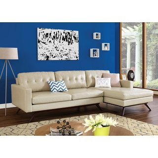Blake Antique Beige Sectional