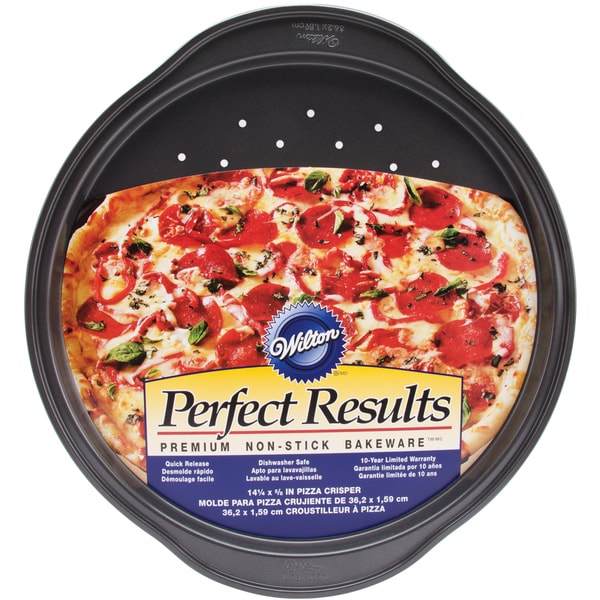 Perfect Results Pizza Crisper14.25in