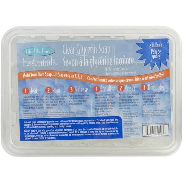 Glycerin Soap 32ozClear