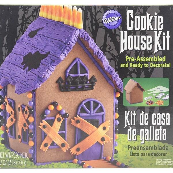Gingerbread House KitHaunted House