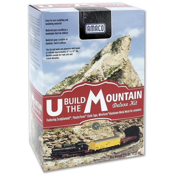 U Build The Mountain Deluxe Kit