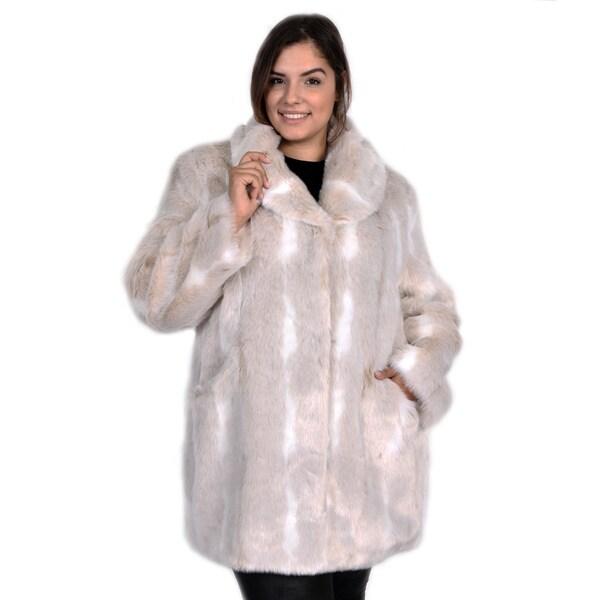 Nuage Faux Fur Helsinky Coat