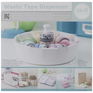 We R Washi Tape Dispenser4.5inX8.5in