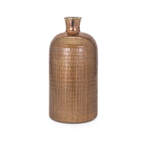 Marnie Copper Glass Jug - Small