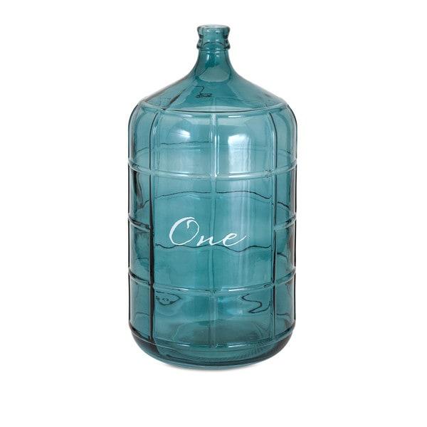 Ella Elaine Blue Large Glass Jug