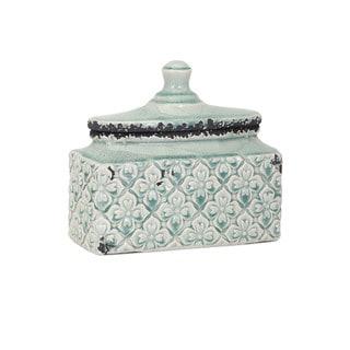 Rigney Short Ceramic Canister