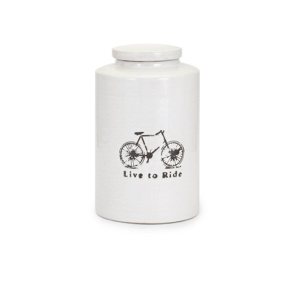 Live To Ride Medium Canister
