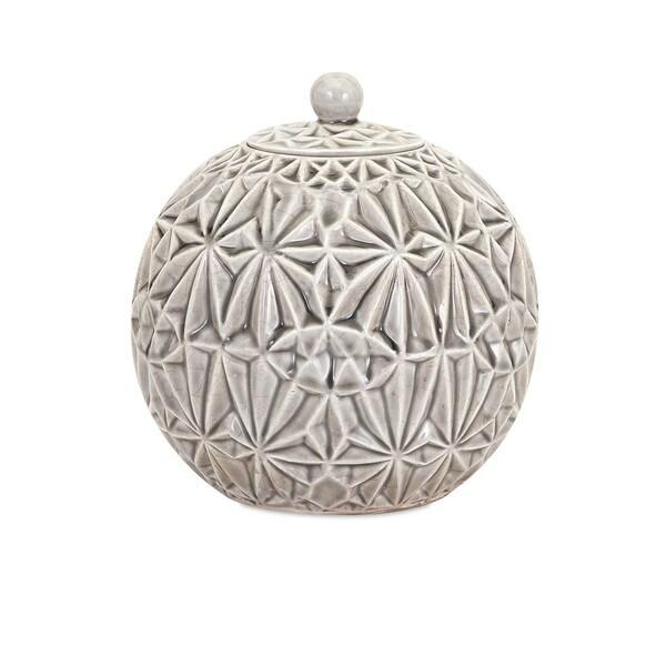 Bogota Large Ceramic Canister