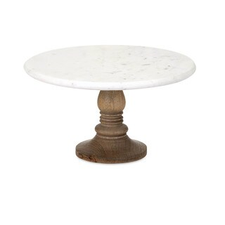 Lissa Marble Cake Stand