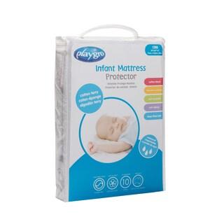 Playgro Cotton Terry Crib Mattress Protector