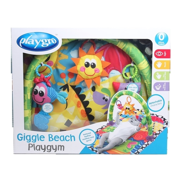 Giggle Beach Playgym