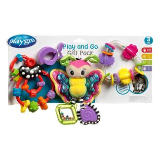 Playgro Play and Go Gift Set