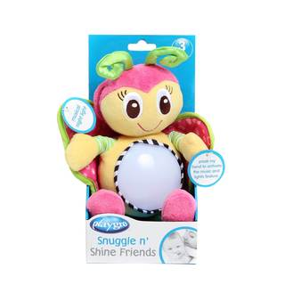 Playgro Snuggle n Shine Butterfly Night Light