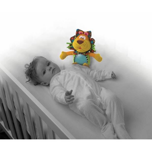 Playgro Snuggle n Shine Lion Night Light