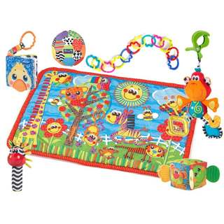Playgro Playmat Friends and Fun Pack