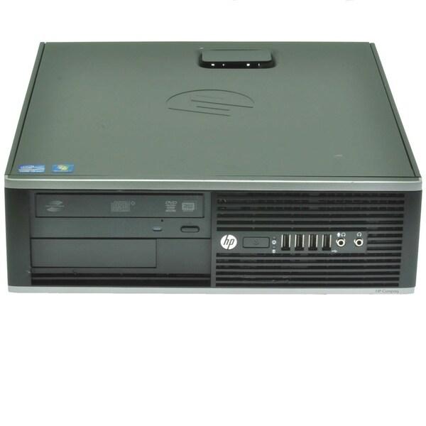 HP Compaq 8200 Elite SFF 3.10Ghz Intel Core i5 4GB RAM 1TB HDD Windows 7 Desktop Computer (Refurbished)