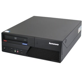 Lenovo ThinkCentre M58e 7303-D1U SFF 2.80Ghz Intel Core 2 Duo 2GB RAM 160GB HDD Windows 7 Desktop Computer (Refurbished)