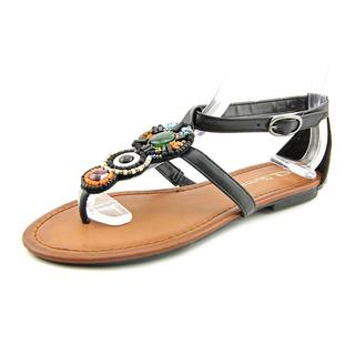 CL By Laundry Women's 'Nalanda' Leather Sandals