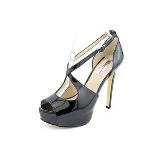INC International Concepts Women's 'Melvie' Patent Sandals