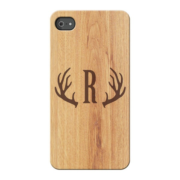 Antler Initial Personalized IPHONE 5 Case