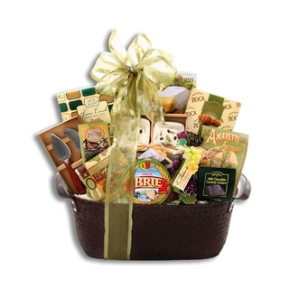 Alder Creek Bronze and Sage Gift Basket
