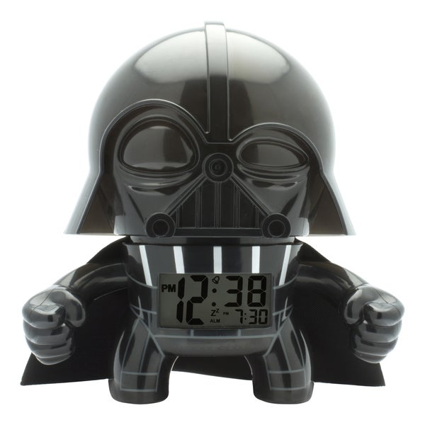 BulbBotz Star Wars Kid's Darth Vader Clock 16225409