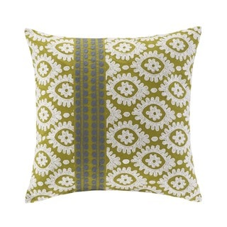 Harbor House Suzanna Cotton Square 18-inch Throw Pillow