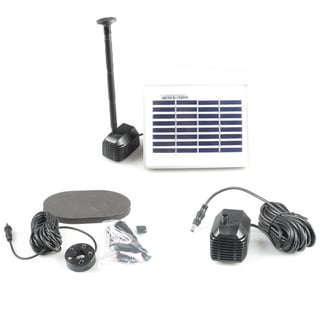 1.3-watt Solar Fountain Pond Water Pump