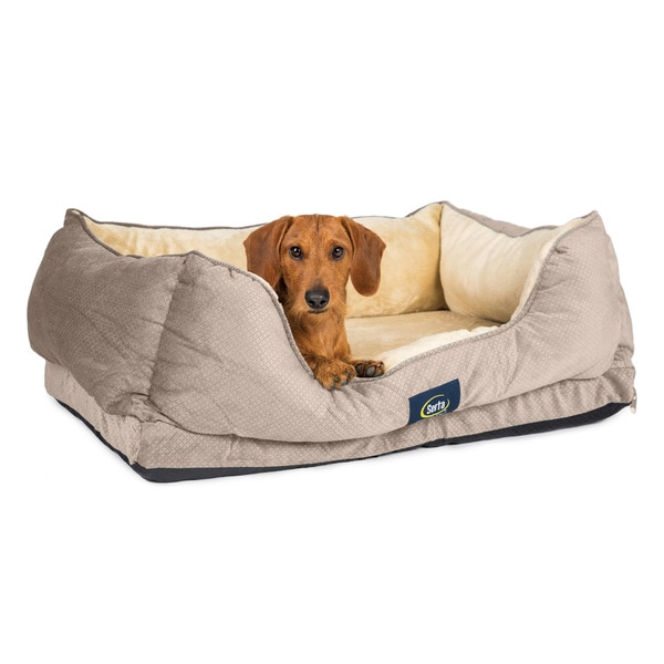serta cuddler dog bed 2