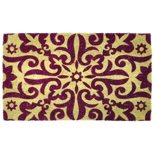 Desi 18x30 Coir Doormat