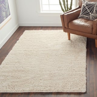Hand-woven Affinity Home-soft Luxurious Plush Shag Rug (5' x 8')