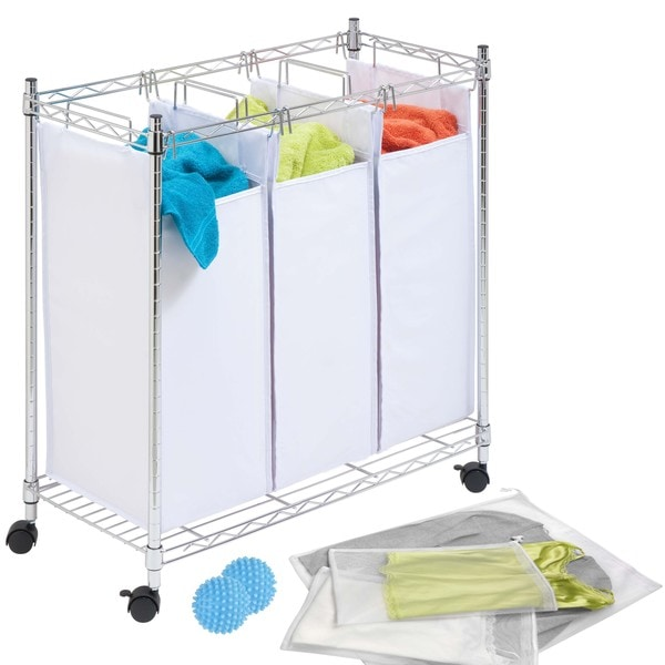 Honey Can Do LDYX05942 Laundry Sorter and Wash Kit