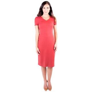 DownEast Basics Women's Watch Out Dress