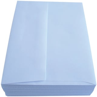 Leader A6 Envelopes (4.75inX6.5in) 50/Pkg PeggableWhite