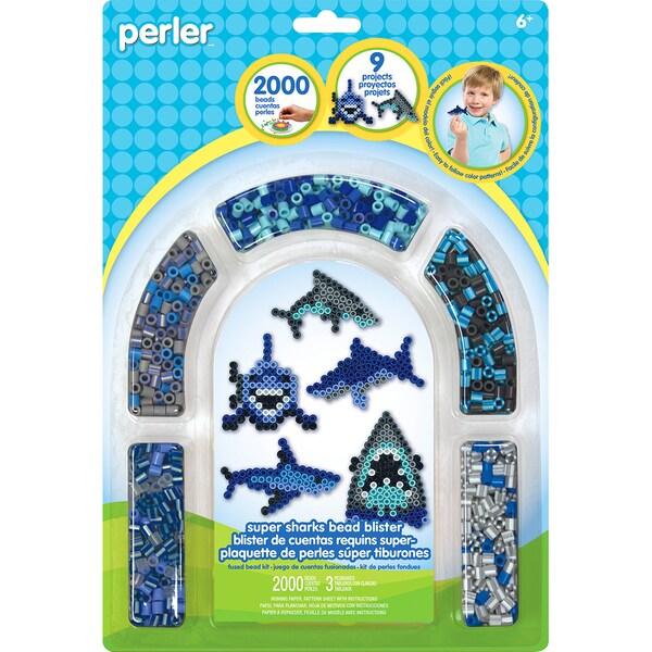 Perler Fused Bead KitSharks