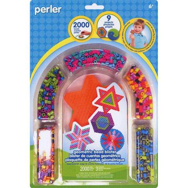 Perler Fused Bead KitGeometric