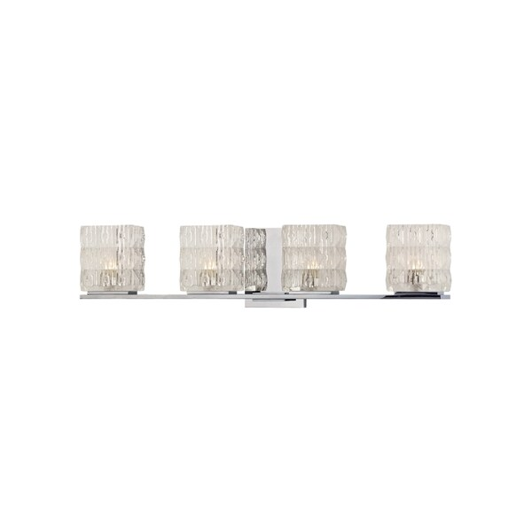 Hudson Valley Torrington 4-light Vanity 16226600
