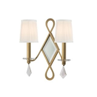 Hudson Valley Cambria 2-light Wall Sconce