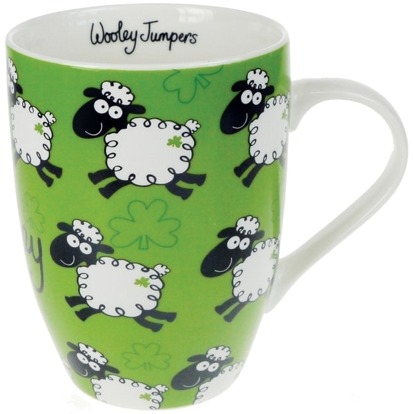 Wooley Jumpers Tulip Mug 10oz