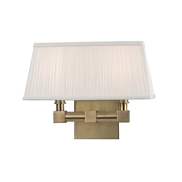 Hudson Valley Dixon 2-light Wall Sconce