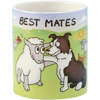 Best Mates Coffee Mug