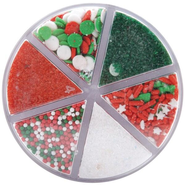 Sprinkles 7.1ozChristmas Mix