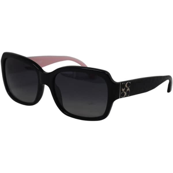 Coach Emma HC8001 5053T3 Black - 57-17-135 mm Sunglasses
